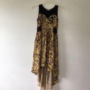 Gianni Bono high low dress